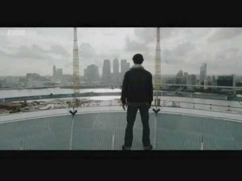 ♦ Benedict Cumberbatch opens BBC's London 2012 Olympics Coverage ♦