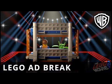 The LEGO Movie 2 - Ad Break -  Warner Bros UK