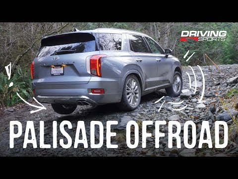 2020 Hyundai Palisade AWD Review and Off-Road Test