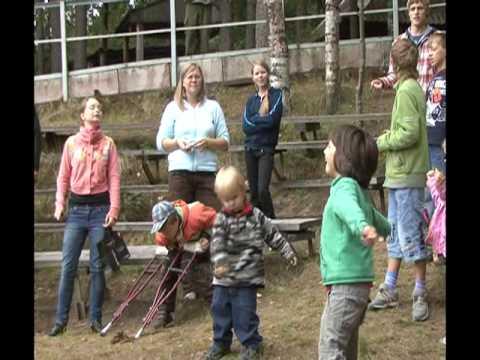 Детский лагерь Искатели сокровищ