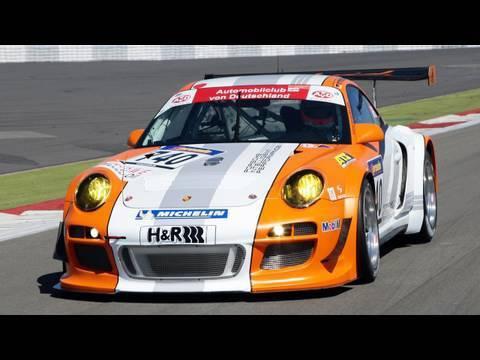 Premiere von Formel 1-Pilot Nico Hülkenberg im Porsche GT3 R Hybrid