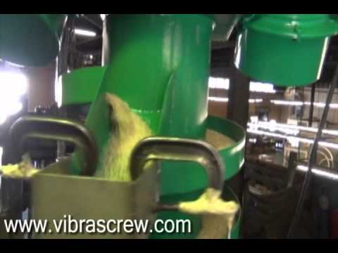 Spiral Conveyor - Spiral Elevating Conveyors - Vibra Screw