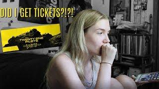 Trying To Buy Twenty One Pilots Tickets...   Olivia Rena