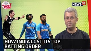 India vs New Zealand | How India Lost Its Top Batting Order | CricketNext Analysis