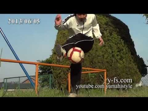 [動画]2013/06/05 Freestyle Football
