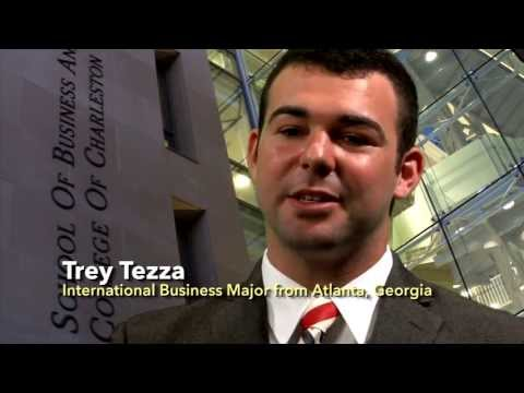 International Business Major -- Unique Opportunities at College of Charleston's School of Business