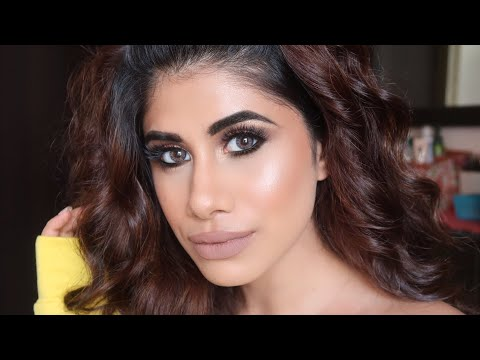Good ol' Smoky eye | Tutorial | Malvika Sitlani