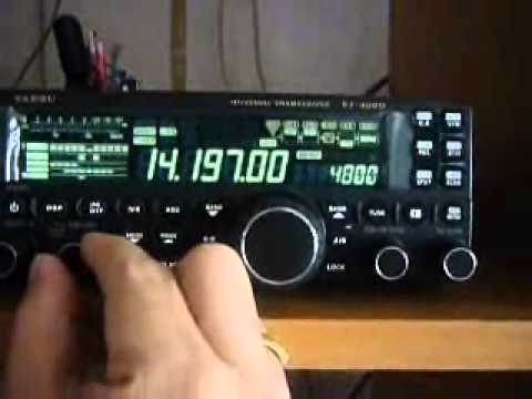 Yaesu FT-450D PCC Software control