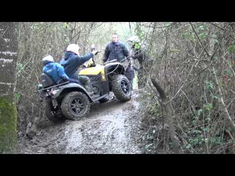 rando quad  du 13 01 2013