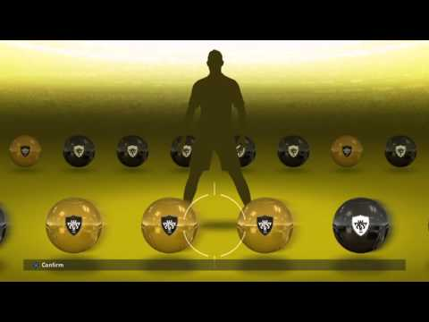 PES 2016 myClub UEFA Champions League STARS R16 Week 1 black ball #4