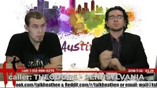 Talk Heathen 02.29 with Eric Murphy and Thomas Westbrook of Holy Koolaid