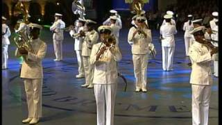 The South African Navy Band - Musikschau der Nationen 2004