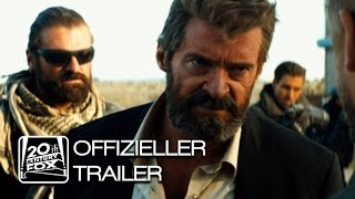 LOGAN - THE WOLVERINE | Offizieller Trailer | 2017 HD German Deutsch [Hugh Jackman]