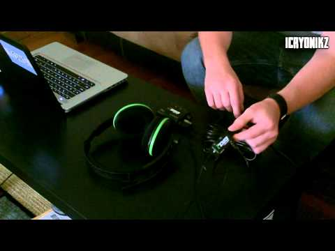 Review: Turtle Beach DXL1 Surround Sound Gaming Headset