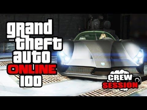 GTA ONLINE #100 - slayMASSIVE rastet aus! [HD+] | Let's Play GTA Online