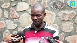 Burundi: Irankunda Modeste asigura ingene yahohotewe inyuma yo kwerekanwa aboshwe ku magara