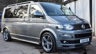 2015 VW T5 2.0TDI SHUTTLE SE Sportline Pack For Sale