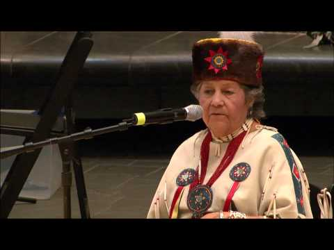 Comanche Nation Festival 3 - Storytelling by Rita Coosewoon