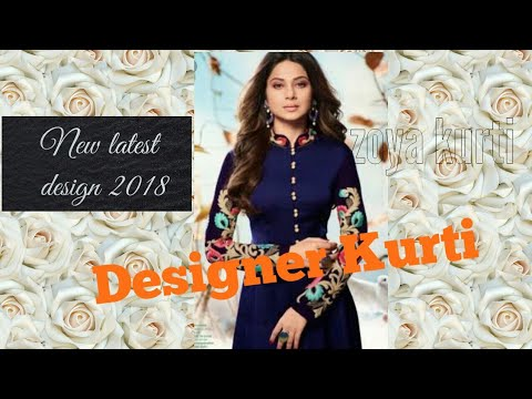 NEW LATEST KURTI COLLECTION❤ OF 2018!! UNIQUE DESIGN !!