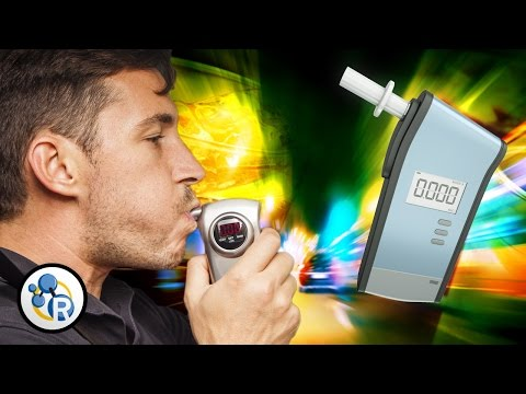 How Breathalyzers Work - Reactions