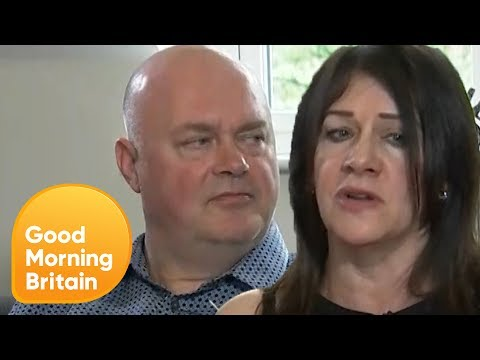 Heroes Phil and Kim Dick Describe the Horror of the Manchester Bombing | Good Morning Britain