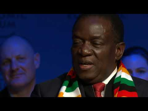 Mnangagwa on 2018 Zimbabwe Elections