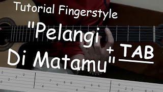 download lagu Belajar Fingerstyle Pelangi Di Matamu - Jamrud gratis