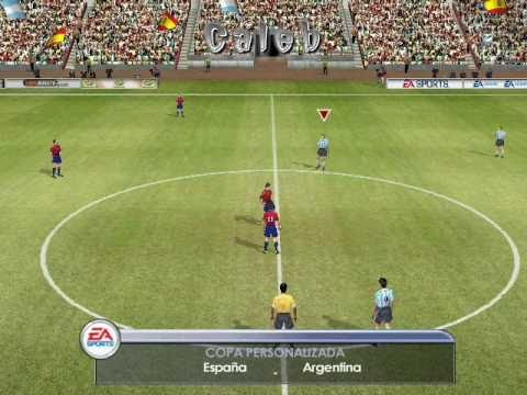 Gameplay Fifa 2002 Youtube