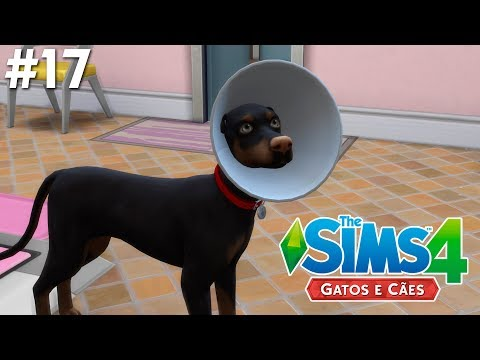 CONE DA VERGONHA | THE SIMS 4 GATOS E CÃES #17 #1