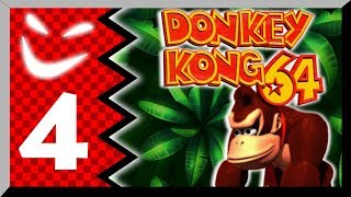 Donkey Kong 64 - 4 - What's Mine is Yours