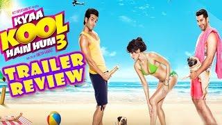 ''Kya Kool Hai Hum 3'' - Official Trailer || Tusshar Kapoor, Aftab Shivdasa || Bollywood News