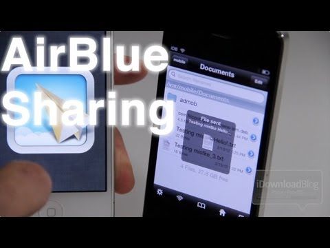 AirBlue Sharing