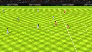FIFA 14 Android - Valenciennes FC VS EA Guingamp