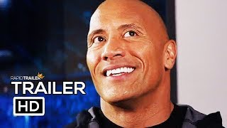 FIGHTING WITH MY FAMILY Official Trailer (2019) Dwayne Johnson, Florence Pugh Movie HD
