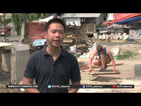 Aid dollar spending questions arise after typhoon hits Philippines