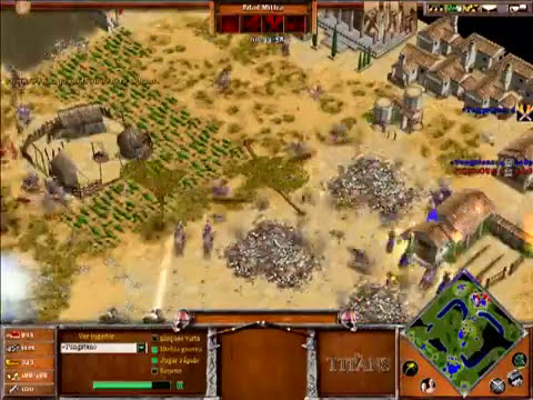 Age of Mythology The Titans x Hamachi: Hades VS Loki | LA REVANCHA | Parte 2/2
