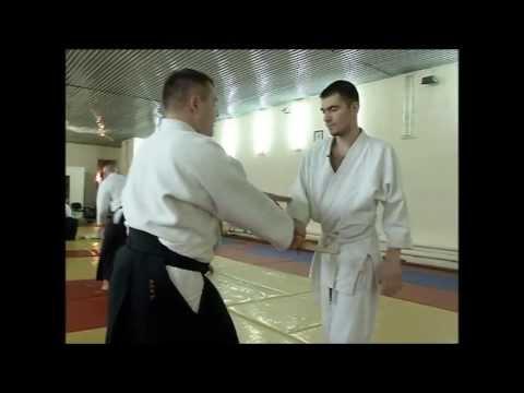 Уроки айкидо для начинающих - видео