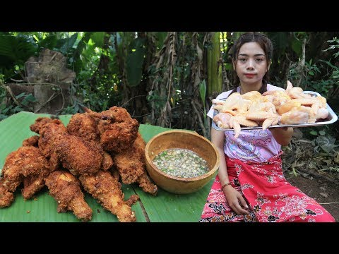 Yummy cooking chicken wing recipe - Cooking skill