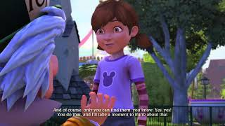 Disneyland Adventures Gameplay Walkthrough Part 4- Excellent Game for kids