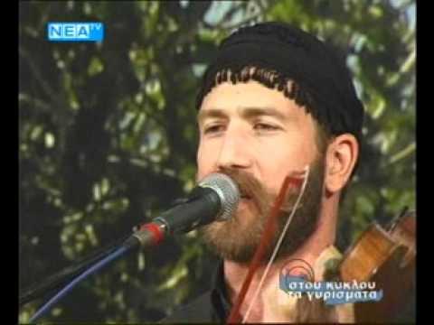 """Αντώνης Μαρτσάκης """"Κρητικά Κάλαντα Πρωτοχρονιάς"""""""