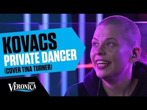 Tina Turner's Private Dancer cover door Kovacs // Live bij Giel
