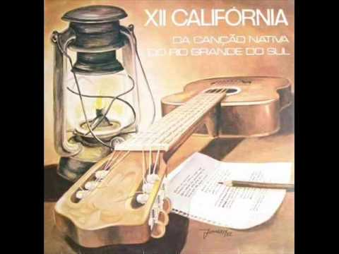 12ª Califórnia da Canção Nativa do RS (Álbum Completo 1982) [Full Album] Lp