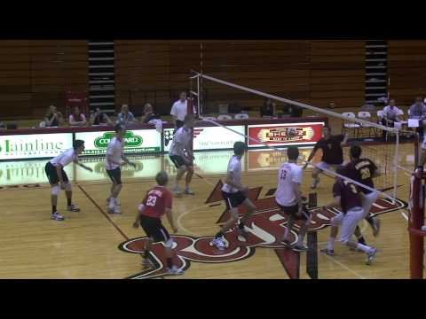 2011 Red Flash Men's Volleyball vs. Loyola