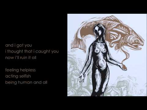 Amanda Palmer - Trout Heart Replica