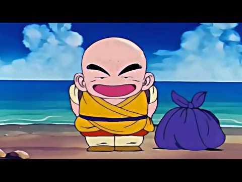 Dragon Ball -  Krilin aparece por primera vez