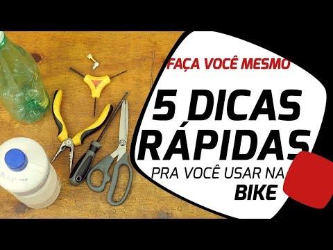 5 dicas rápidas para usar na bike Pedaleria