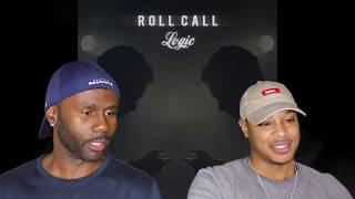 Logic- Roll Call (REACTION!!!)
