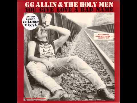 Gg Allin - Garbage Dump