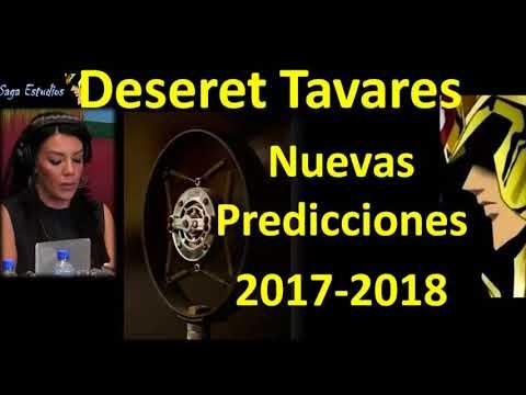 Deseret Tavares Nuevas Predicciones EEUU Y Otros 2017 -2018