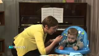 Provocare AISHOW: Oxana Iuteș în rol de dădacă